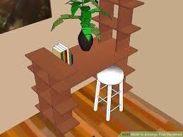 How To Get A Sofa Through A Narrow Door How To Arrange Your Furniture With Pictures Wikihow