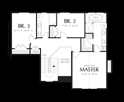 mascord house plan 22147a the kingsley