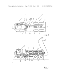 articulated dump truck diagram schematic and image 02