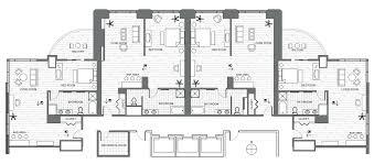 Disneyland Hotel 1 Bedroom Suite Floor Plan by Hotel Room Layout Plan
