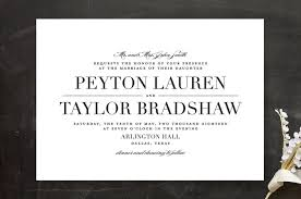 wedding invitations dallas classic wedding invitations by chism minted
