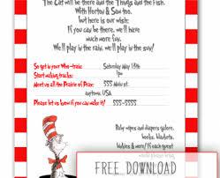 Dr Seuss Baby Shower Invitation Wording - birthday invitation card page 77 dr seuss baby shower invitations