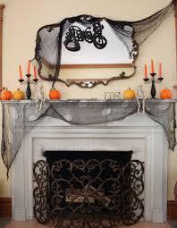 19 halloween fireplace decorating ideas creative thebusylife us