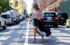 high low skirt new york blog alexandra lapp