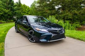 toyota camry 2019 2018 toyota camry higher price more features news cars com