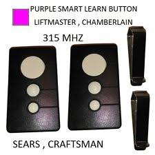 Sear Garage Door Opener Remote by Sears Craftsman 315 Garage Remote Tx2028 139 53753 Ebay