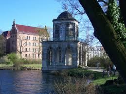 bibliotheken berlin wedding potsdam gotische bibliothek von 1792 am heiligen see potsdam