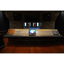 Studio Console Desk by Wunder Audio Wunderbar Console 48 Channel Vintage King Pro