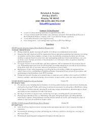Resume Lpn Nurse Home Health Nurse Resume
