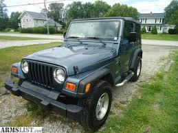 2001 jeep sport engine for sale armslist for sale 2001 jeep wrangler tj sport