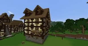 minecraft medieval house schematics houses schematic home plans