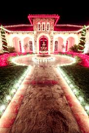 Red And White Christmas Lights by 185 Best Pink White Chic Romantic Christmas Decor Images On