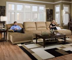 Sectional Reclining Sofa With Chaise Sofas Magnificent Grey Reclining Sectional Wrap Around Couch