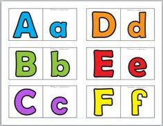 kindergarten alphabet cards free printable alphabet mini flash