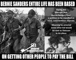 meme exposes truth about bernie s past he is trying to hide