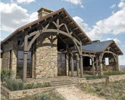 frame house plans timber frame house plans hill country ranch 03 1030x824 modern