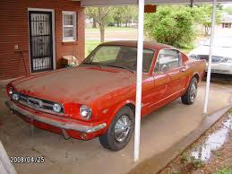1964 ford mustang fastback for sale vintage mustang t bird cars searcy ar