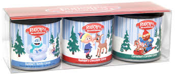 hot cocoa gift set mcsteven s rudolph and friends hot cocoa gift set
