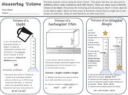 kates classroom cafe volume practice freebie chemistry