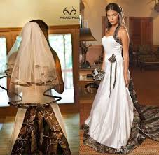 cheap plus size camo wedding dresses