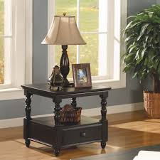 legends furniture end tables legends furniture occasional tables forest glenn zgf4100abk end