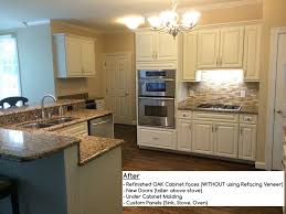 Refacing Cabinets Kitchen Cabinets Refinishing Refacing Redooring Custom