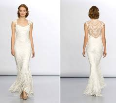 has anyone had a pettibone chantilly inspired wedding dress