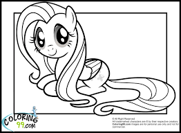 luxury fluttershy coloring pages 12 for your free coloring kids