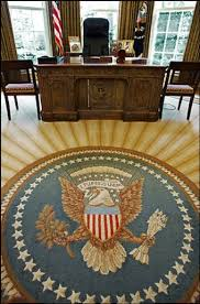 Trump Oval Office Rug Presidential Oval Office Carpets And Rugs Through The Ages