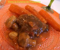 cuisine cocotte minute boeuf bourguignon classique ou à la cocotte minute dans la cuisine