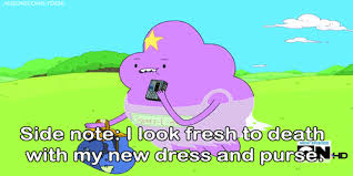 Lumpy Space Princess Meme - adventure time lumpy space princess lsp hawkies