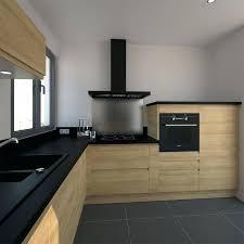 meuble cuisine bois brut facade cuisine bois 10 facade meuble cuisine bois brut drawandpaint co