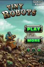 Andriod Games Room - tiny robots free download for android android games room