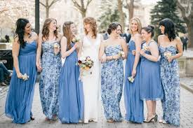 blue bridesmaid dresses fall bridesmaid dresses tulle chantilly wedding