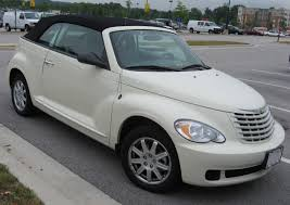 2006 chrysler pt cruiser convertible partsopen