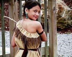 Pocahontas Costume Pocahontas Costume Etsy