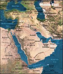 middle east map kazakhstan middle east 6th grade world studies