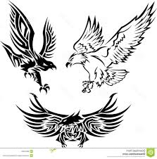 eagle tribal tattoo meaning tribal tattoo designs eagles