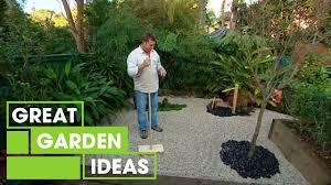 how to make your own japanese zen garden part 2 gardening