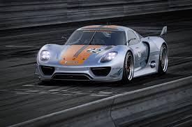 918 Porsche 2013 - videos 2013 porsche 918 rsr revealed