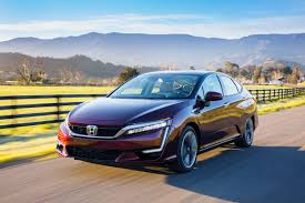 honda family car honda u0027s hydrogen fuel cell clarity comes loaded with perks wired