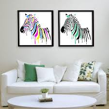 aliexpress com buy africa animal canvas painting modern pop wall