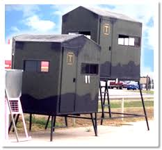 Bow Hunting Box Blinds Home T Box Deer Blinds