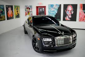 black rolls royce rolls royce wraith black miami exotics exotic car rentals