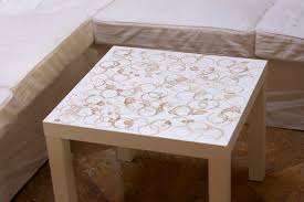 coffee stained coffee table 6 steps with pictures