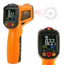 thermometre infrarouge cuisine thermomètre infrarouge laser pm6530b numérique pour cuisine achat