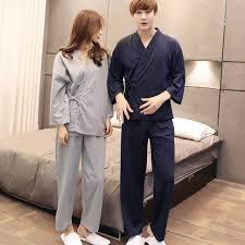 promotional sale polka dot pajama kimono pajama sleepwear casual