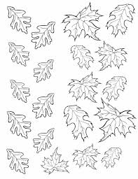 coloring leaf newcoloring123