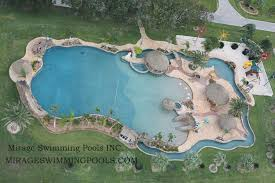 largest residential pool i want this pool it even has a lazy