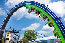 Six Flags Locations California Newsplusnotes Larson Giant Loops To Debut At 4 Six Flags Parks In